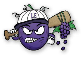 Lake Eerie Crushers logo
